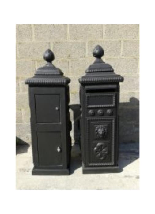 Luxemodel met dubbel deurtje
