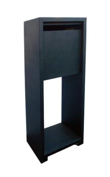blauwsteen brievenbus zwart Model 79